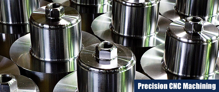 Britannia Precision Components Ltd - CNC Machining